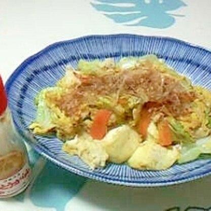 豆腐チャンプル++