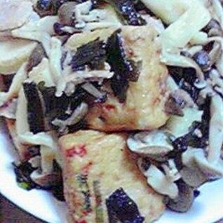 簡単に作りました、タケノコの煮物