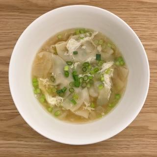 スープ餃子