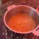 新玉ねぎとバターで♪オニオンスープ