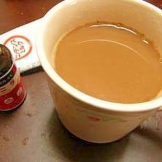 練乳バニラコーヒー