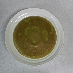 HM☆炊飯器で抹茶ケーキ