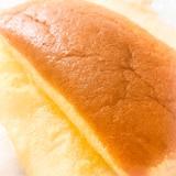 ホットケーキミックスで♪くしゅふわ♪台湾カステラ