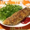 フライパンで☆鮭のマスタード香草焼き