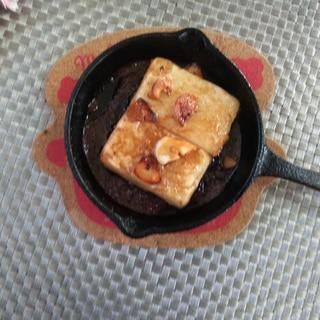 餅♪ガリバタ砂糖しょうゆ