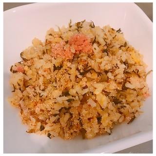 明太高菜チャーハン!
