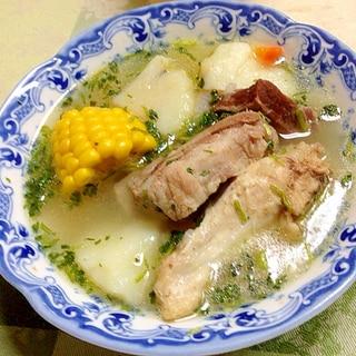 コロンビアご飯☆サンコーチョ