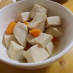 我が家の★高野豆腐の含め煮