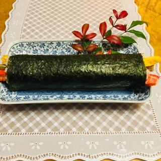 簡単酢飯で作る☆太巻(恵方巻き)☆