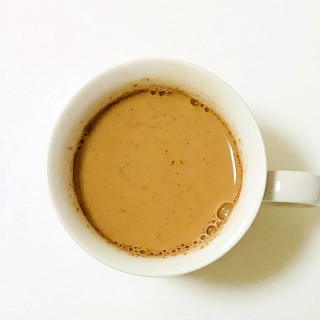 シナモンが隠し味☆カフェオレ