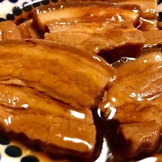 圧力鍋でとろとろ♪豚の角煮