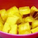 簡単 サツマイモ砂糖煮