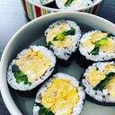 簡単巻き寿司★分厚い卵焼き