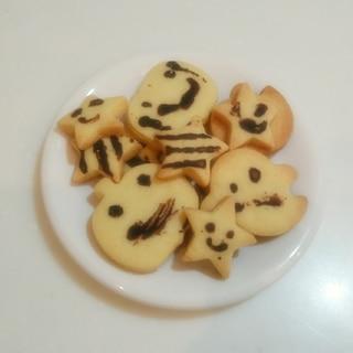 生地を寝かさない☆クッキー