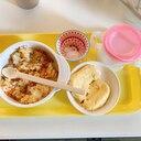 レンチン豆腐オムレツ