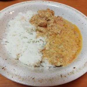 カレー粉で作る♪ ココナッツチキンカレー