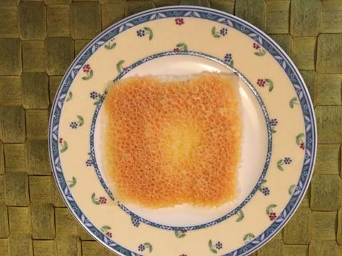 チンするだけ!簡単カリカリチーズ♪おつまみにも!