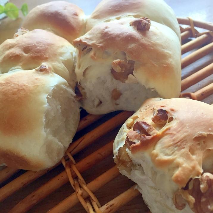 ミルクたっぷりふわふわちぎりパン
