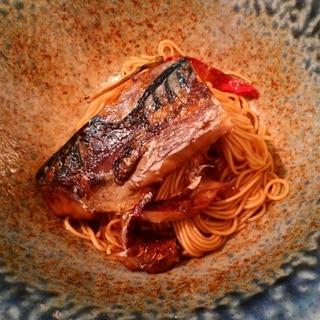 そうめんを手軽にアレンジ♪滋賀県のご当地グルメ「焼鯖そうめん」を作ってみよう