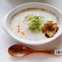 ヘルシー!台湾の朝食 豆漿風オートミール粥