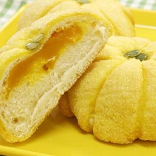 パンプキンメロンパン