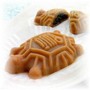 台湾のピーナッツ菓子「平安亀」もどき(その3)