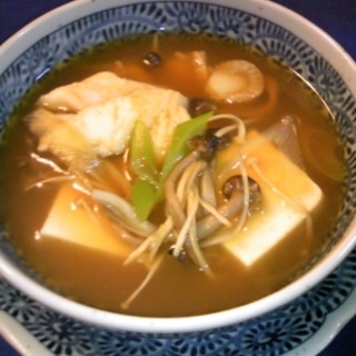 ダシダDEスープ♡タラの韓国風スープ