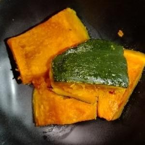 レンジ 冷凍 かぼちゃ 煮物
