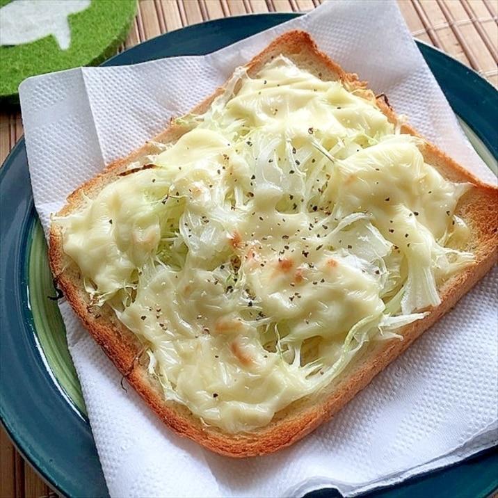 モントレージャックチーズってどんなだろベジトースト