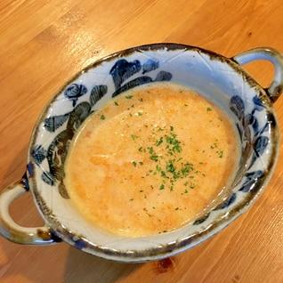 ブレンダーでほっこりにんじんスープ