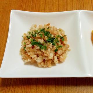 【離乳食】豚肉のおろし煮