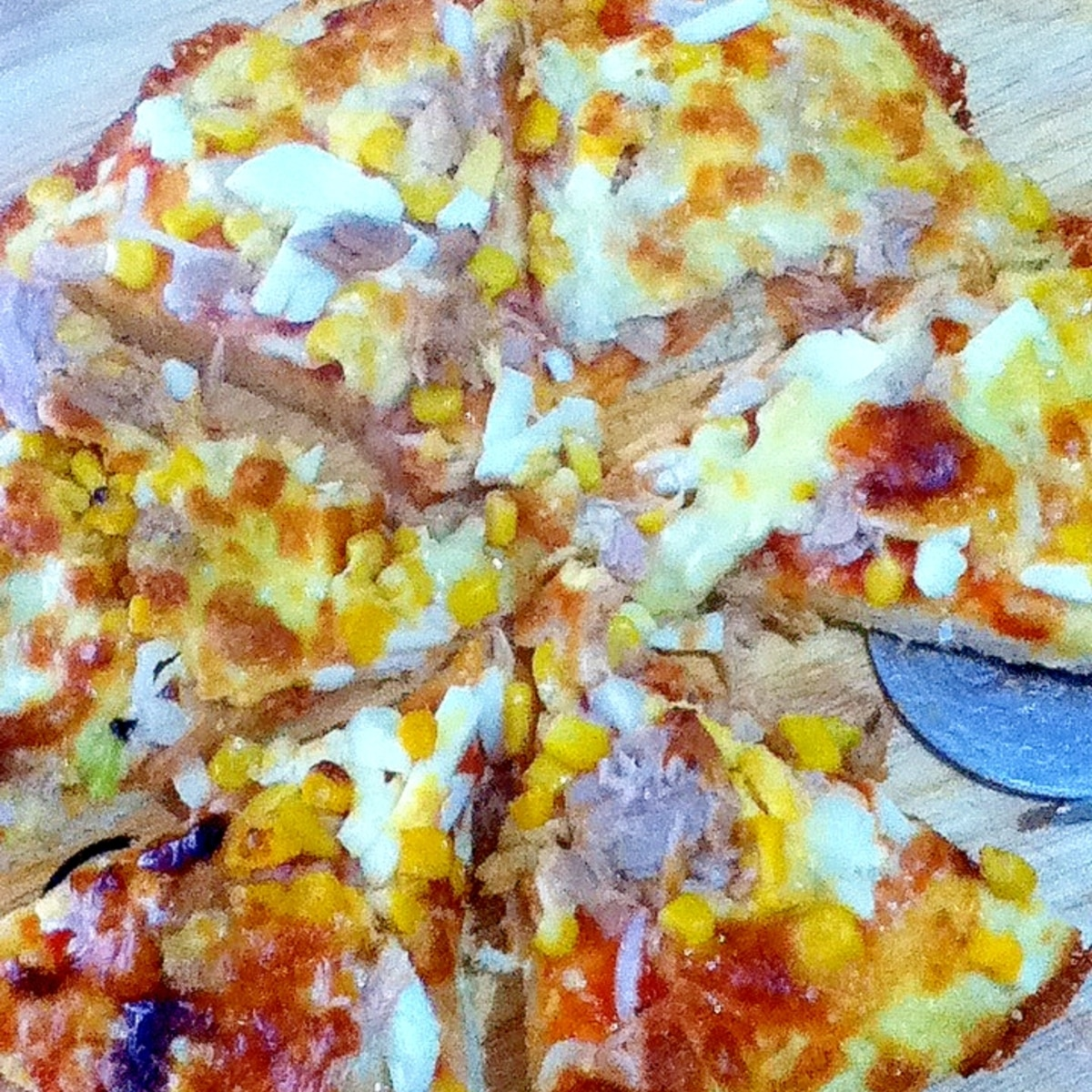 ドライ イースト 生地 なし ピザ