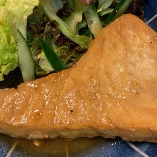 めかじきのソテー☆ガーリックバター醤油