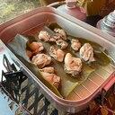 メスティン料理「牡蠣の昆布蒸し」
