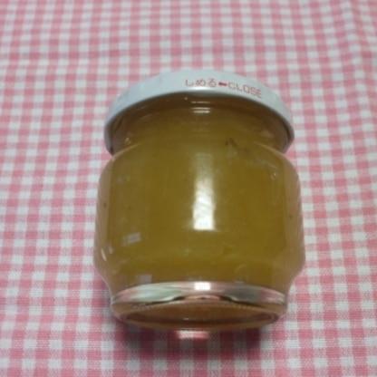 こんばんは~^^ リンゴの宝庫青森にいながら、リンゴジャムは初めて作りました(^^ゞ 紅玉がなくってふじと王林MIXで作りました♫とっても美味しく出来ました❤