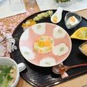 【離乳食初期中期】ひな祭りちらし寿司風