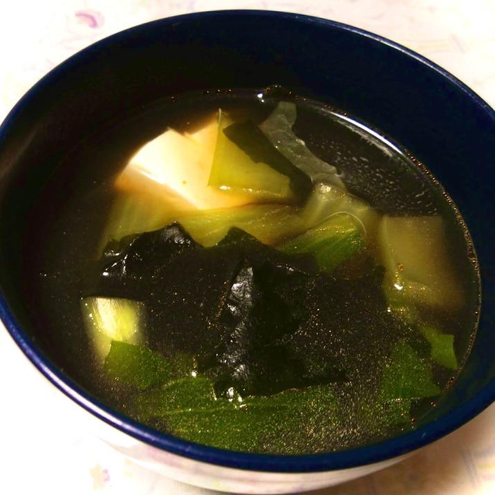 中華好きにはたまらん!簡単絶品中華スープ