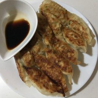 【簡単レシピ】鶏ひき肉でヘルシーな餃子♪♪