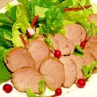減塩☆バルサミコ酢で煮豚