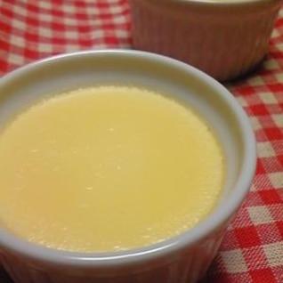 基本のプリン☆お鍋で簡単
