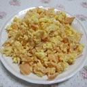 ♪お弁当に☆鮭卵そぼろ♪