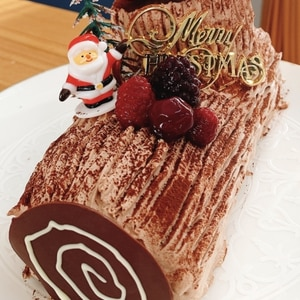 ☆クリスマス★ブッシュ・ド・ノエル☆