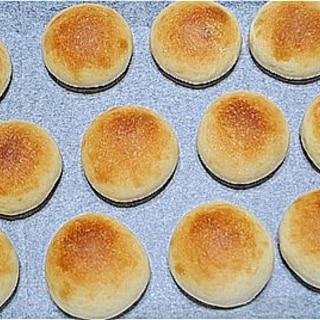 天然酵母パン 丸パン 手抜きで作ります