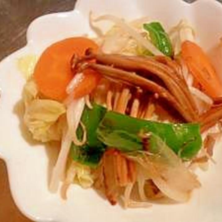 野菜 炒め ウェイパー