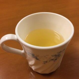 喉風邪に 簡単 はちみつジンジャーレモン