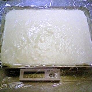 <離乳食の基本>ホワイトソース