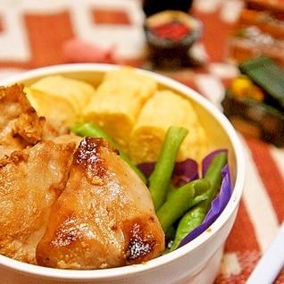 お弁当のおかず★コクうまでご飯が進むオイマヨチキン