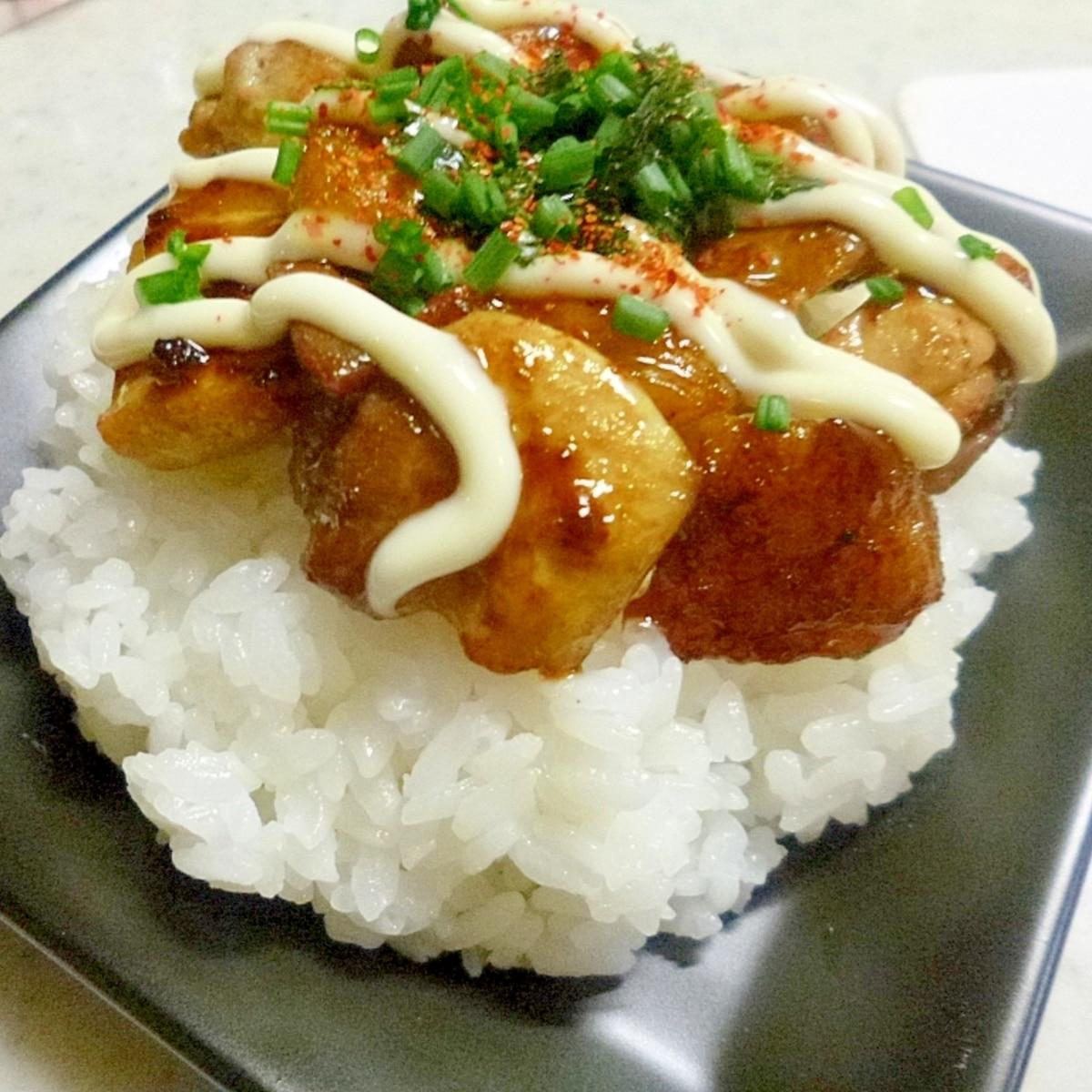 簡単 お昼 ご飯 米
