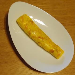 焼き鮭の卵焼き