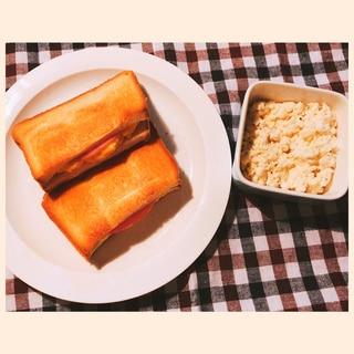 簡単&クリーミー♡手作りカッテージチーズ